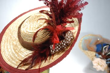 Diy Your Own Derby Hat Cathie Filian Steve Piacenza
