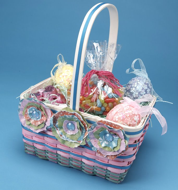 7 DIY Easter Basket Designs