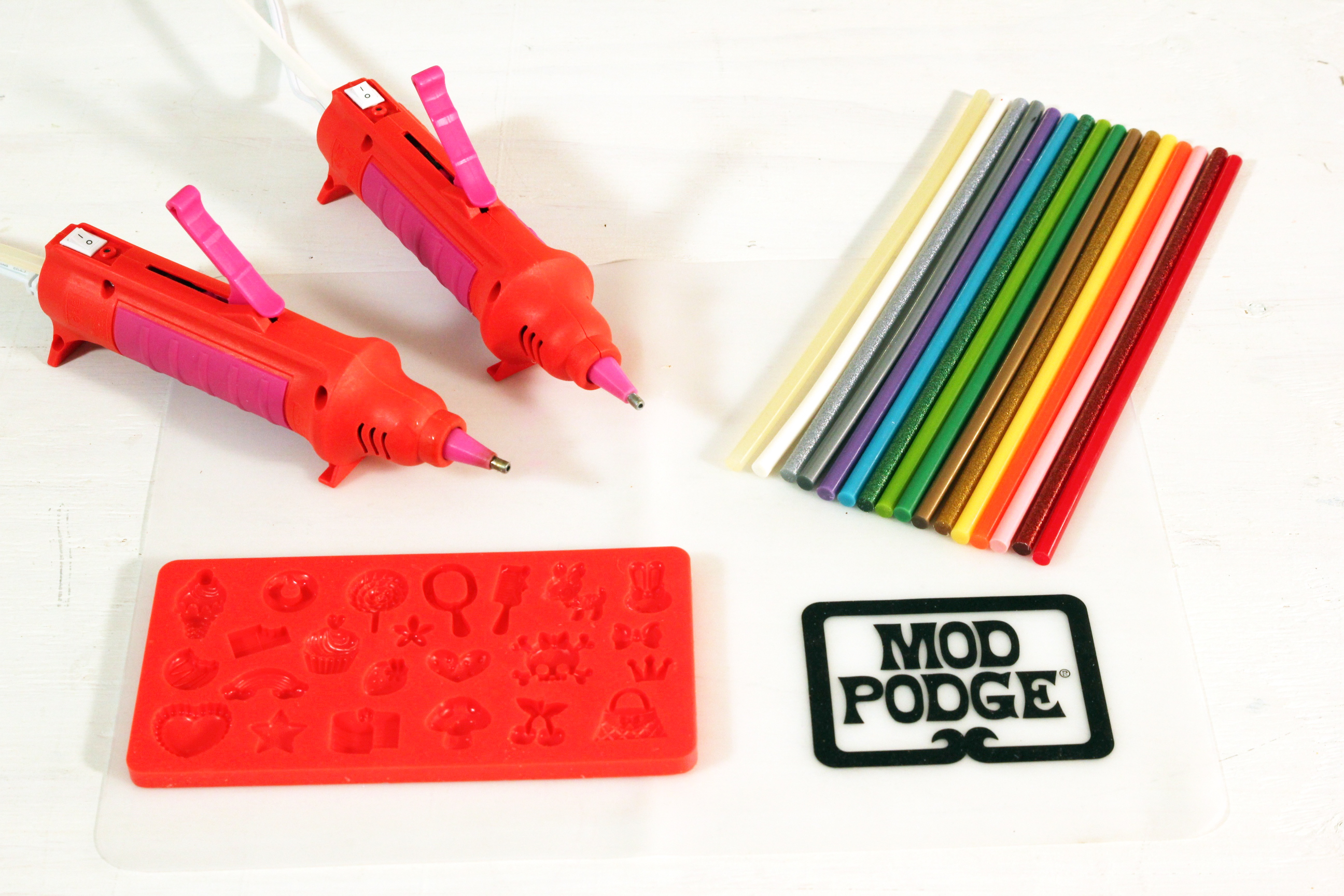 mod melter molds melts