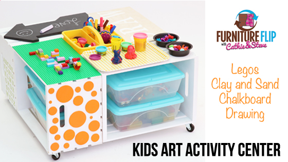 kids art activity center youtube