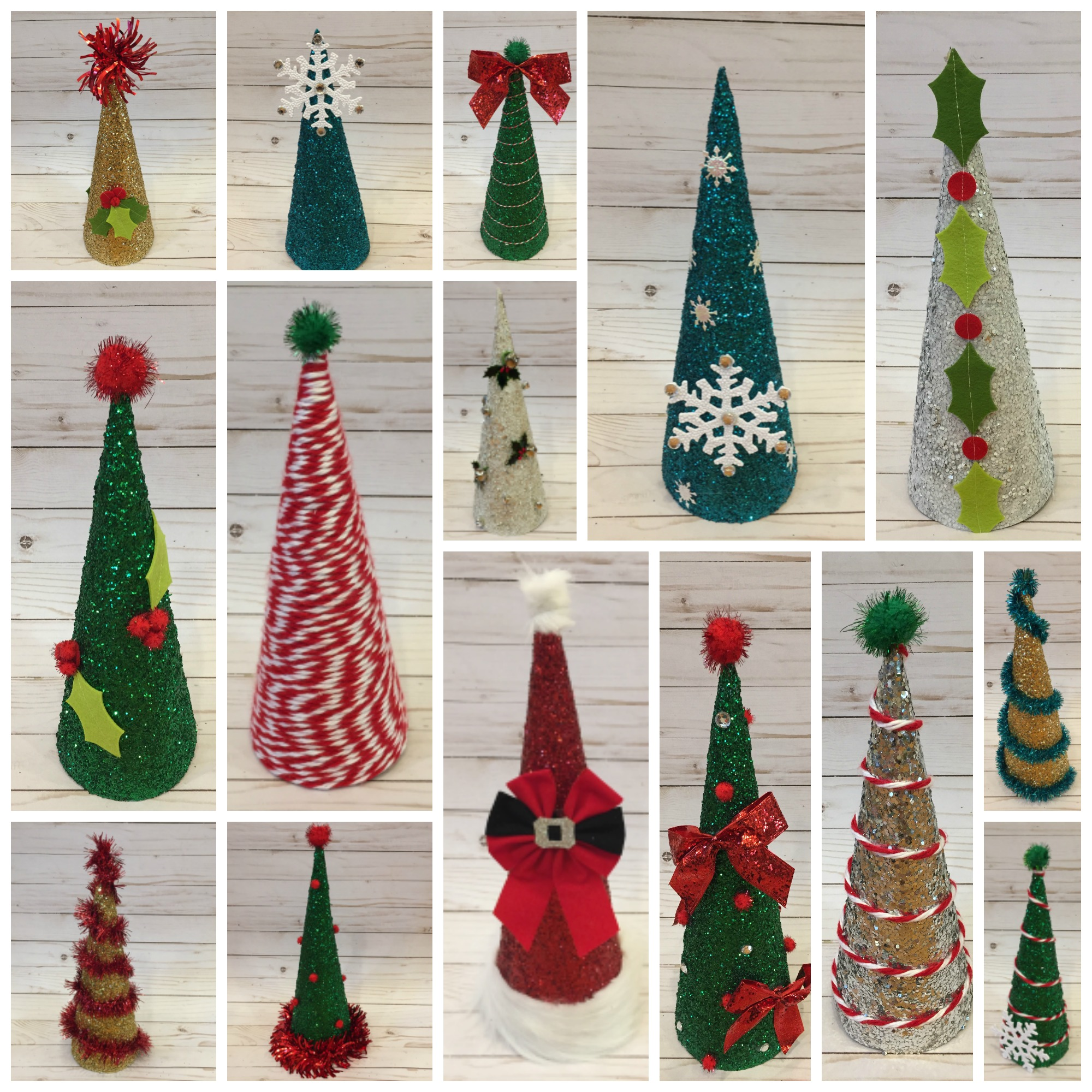 100 Christmas Bell Ornaments To Make Ten Handmade