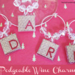 How to Make Easy Wine Charms