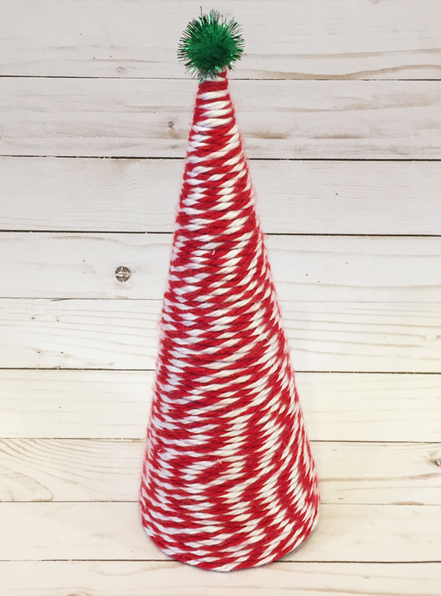 yarn-wrapped-christmas-tree