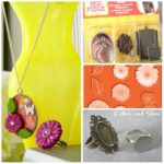 Make Jewelry with Mod Podge Pendants and Mod Molds
