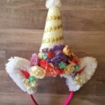 How to make a Unicorn Costume Headband