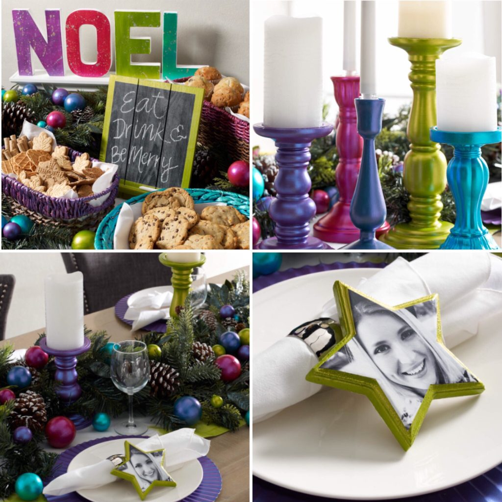 Video Diy Jewel Tone Holiday Party And Table Decor Ideas