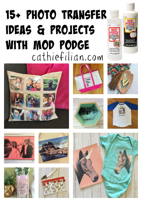 Mod Podge Photo Transfer Will Allow You To Laser Copies Of Photos Sbook Papers Images Or Any Paper Graphic This Works On Wood Canvas